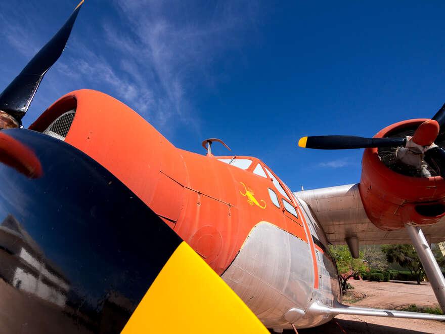 Atomic Tourism Pima Museum