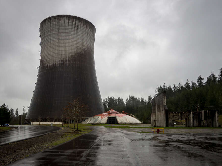 The Satsop Nuclear Plant